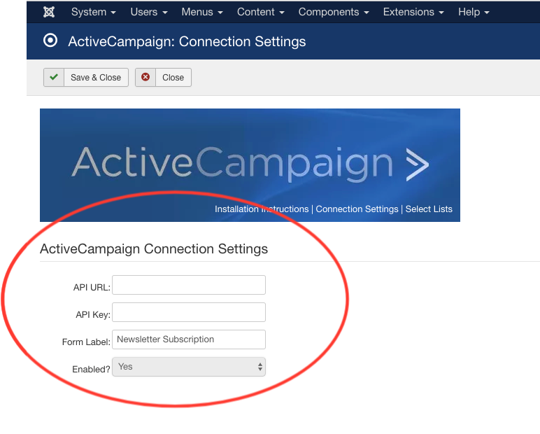 Joomla_connection_settings_page.png