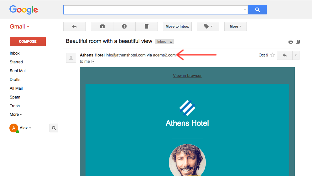 """How do I remove the """"Sent on behalf of"""" header? – ActiveCampaign ..."""